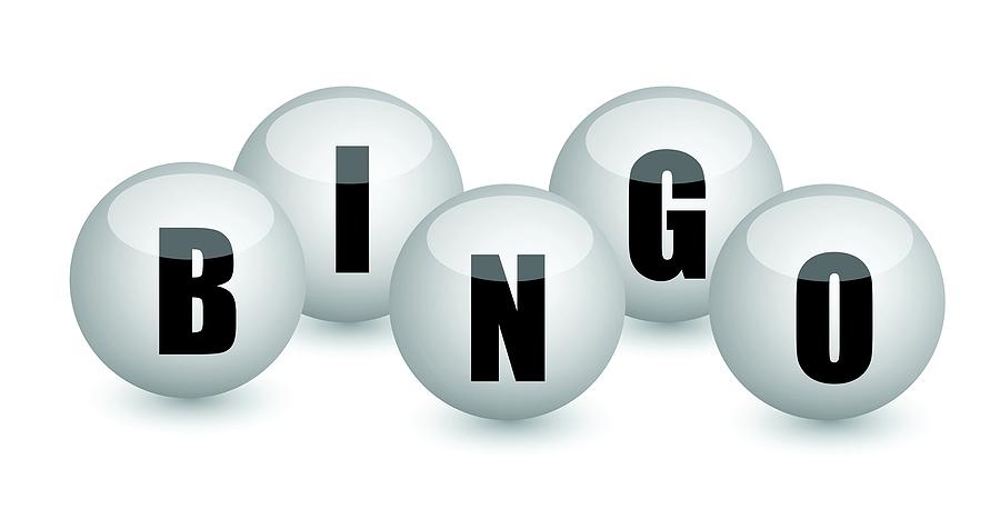 bingo greyscale Riktig bingo!